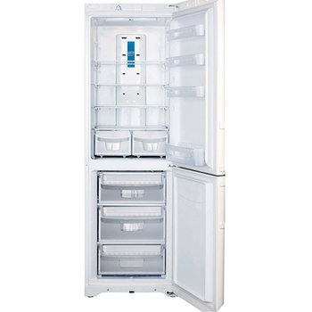 Combina frigorifica Indesit BIAA13F