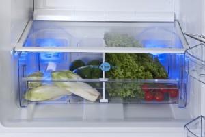 Combina frigorifica Beko cu sistem BlueLight