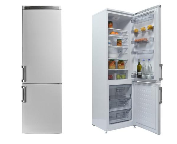 Combina frigorifica Arctic cu 2 compresoare
