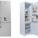 Combina frigorifica cu 2 compresoare de la Beko