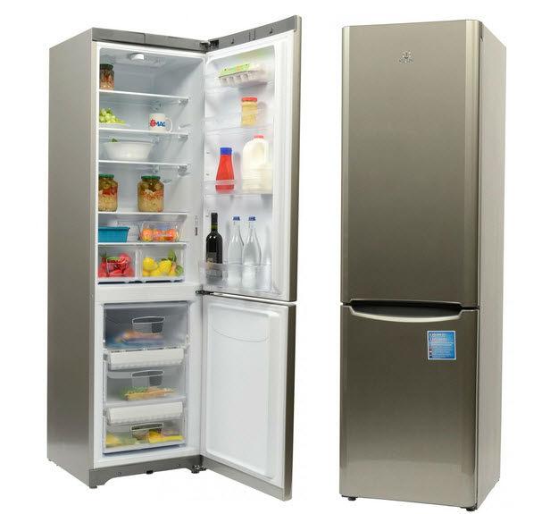 combina frigorifica indesit BIAA 14p x