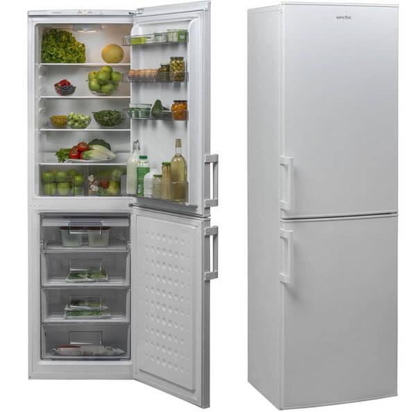 combina frigorifica cu 2 compresoare arctic ANK3562-4